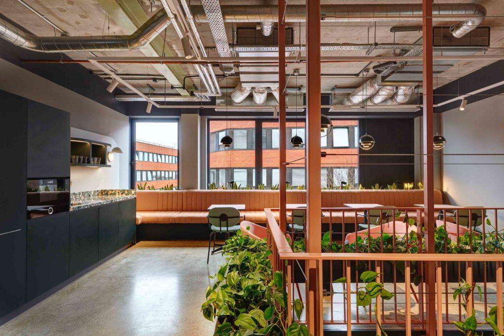 Clockwise Wood Green flexible coworking space