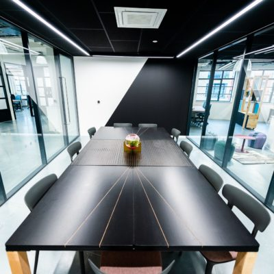 Creative Works Meeting Rooms