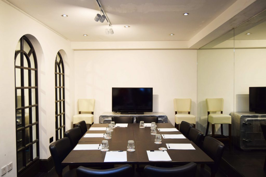 The Exhibitionist Hotel Meeting Space