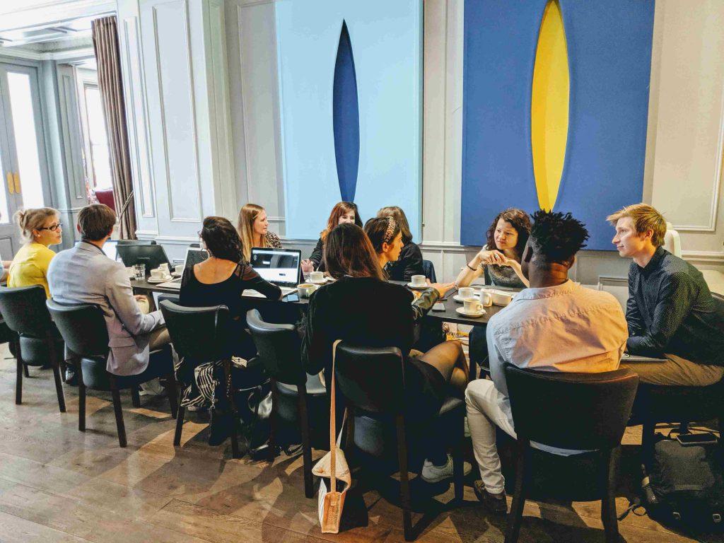 WeCoffee meet up group