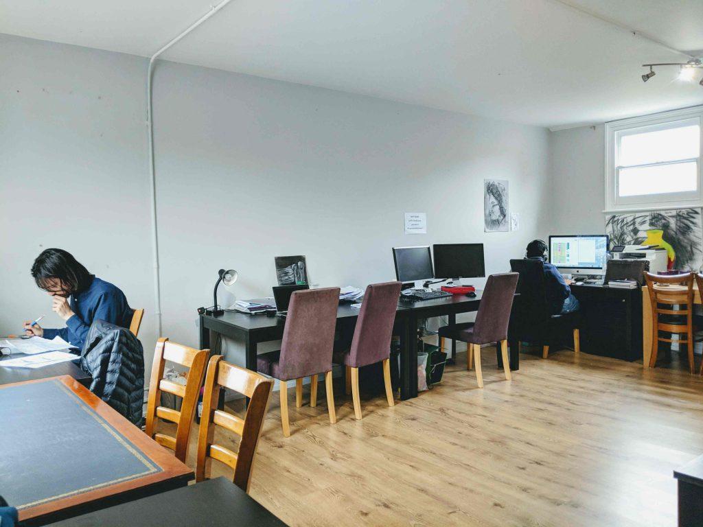 artFix Coworking Space