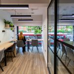 Jova London coworking facility in Marylebone
