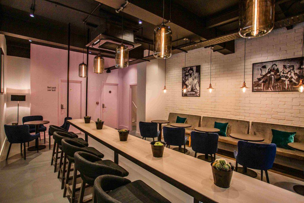Jova London Hotdesk near Baker Street providing free workspace