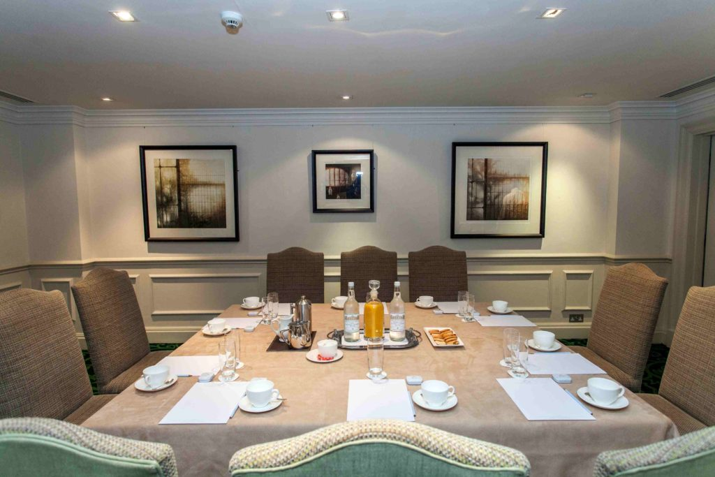 Sloane Place meeting room in Chelsea