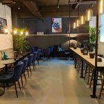 Jova London free workspace in Marylebone