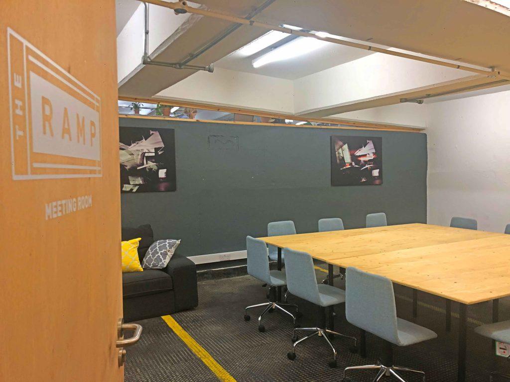 The Ramp meeting room in Peckham
