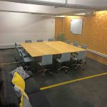 The Ramp meeting space in Peckham