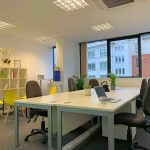 Fbase main flexible office for coworking