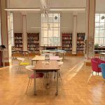 Westminster Reference Library free workspace