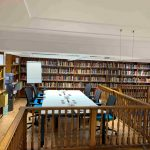 Westminster Reference library coworking space