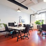 2Northdown main coworking space near King's cross