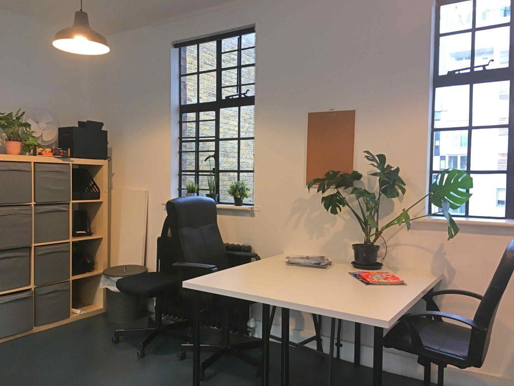 2Northdown flexible office space near King's cross
