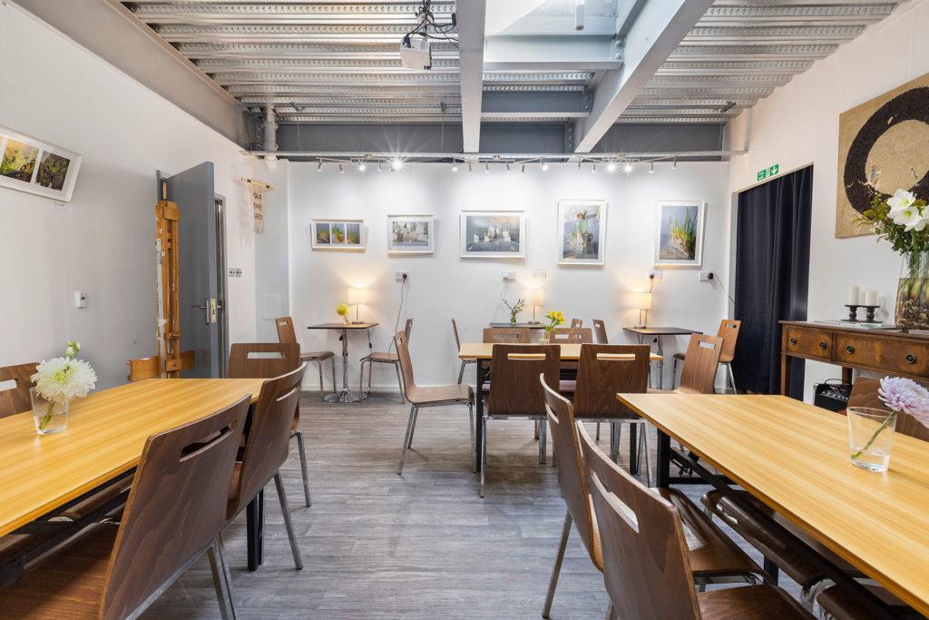 Artfix Greenwich flexible free workspace