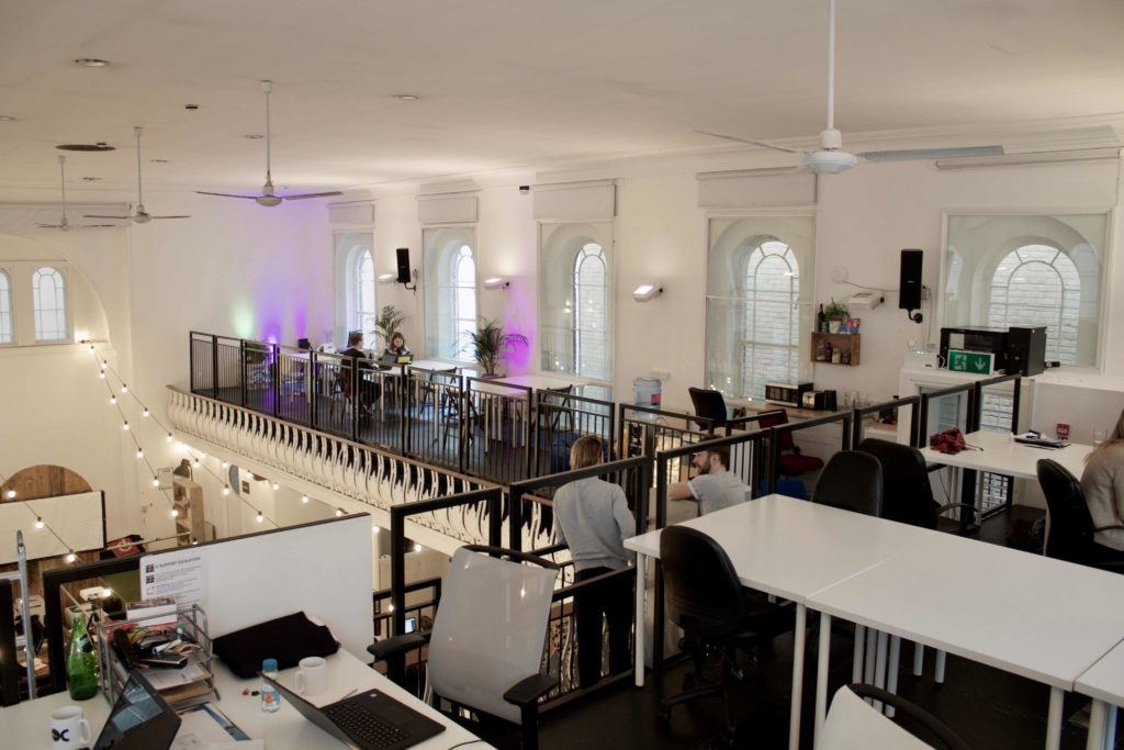 Only Connect coworking space