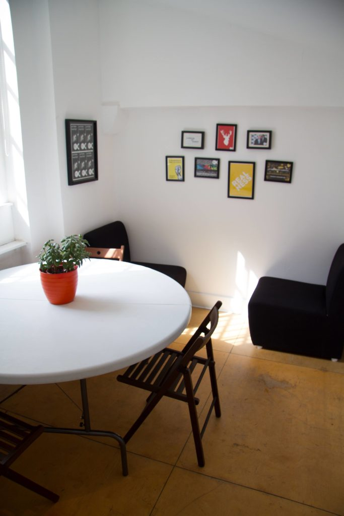 Small meeting room - Only connect