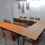 artFix meeting room in Cutty Sark