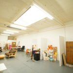 Grow Hackney coworking space for artists and creatives in Hackney