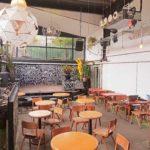 Grow Hackney bar free workspace in Hackney
