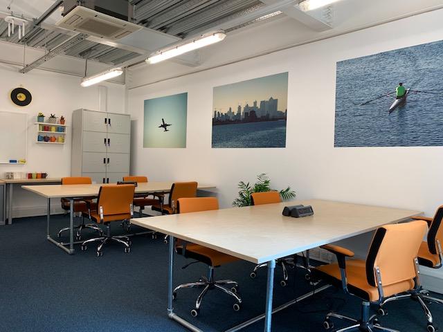 UEL flexible office space in East London