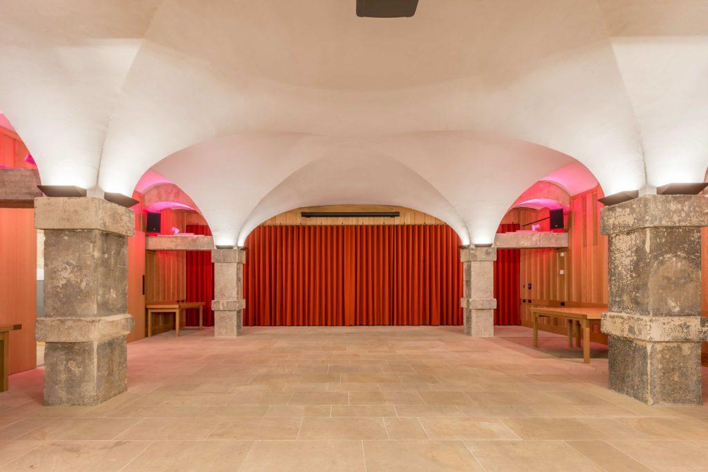 The Crypt Hall