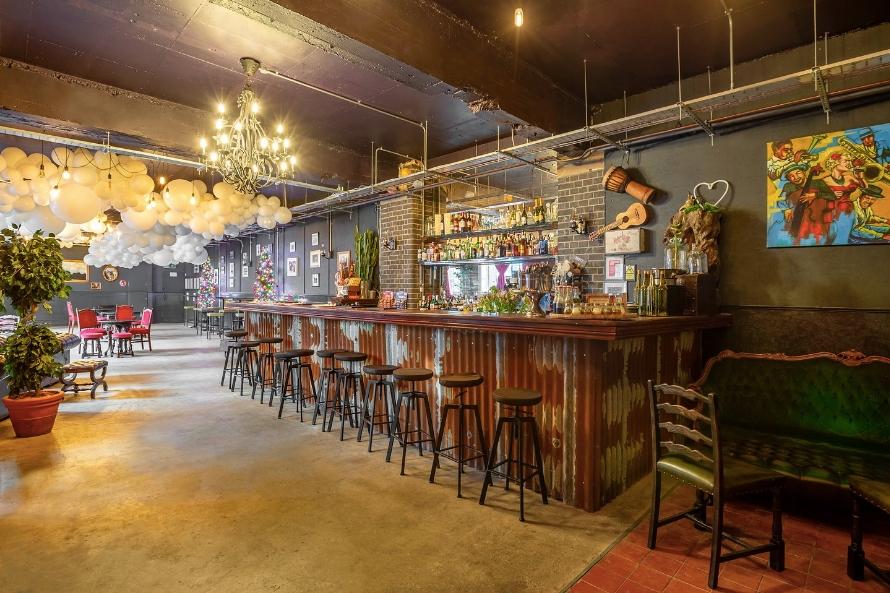 U7 Lounge bar