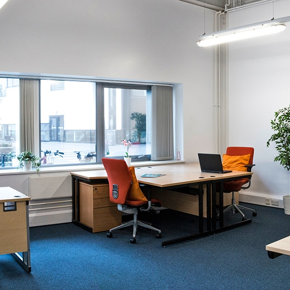 UEL knowledge dock coworking space in east London