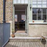 Winkley Studios terrace