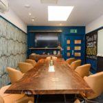 Indigo Hotel meeting room