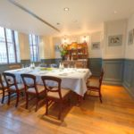 The Mandeville Private meeting room and dining room
