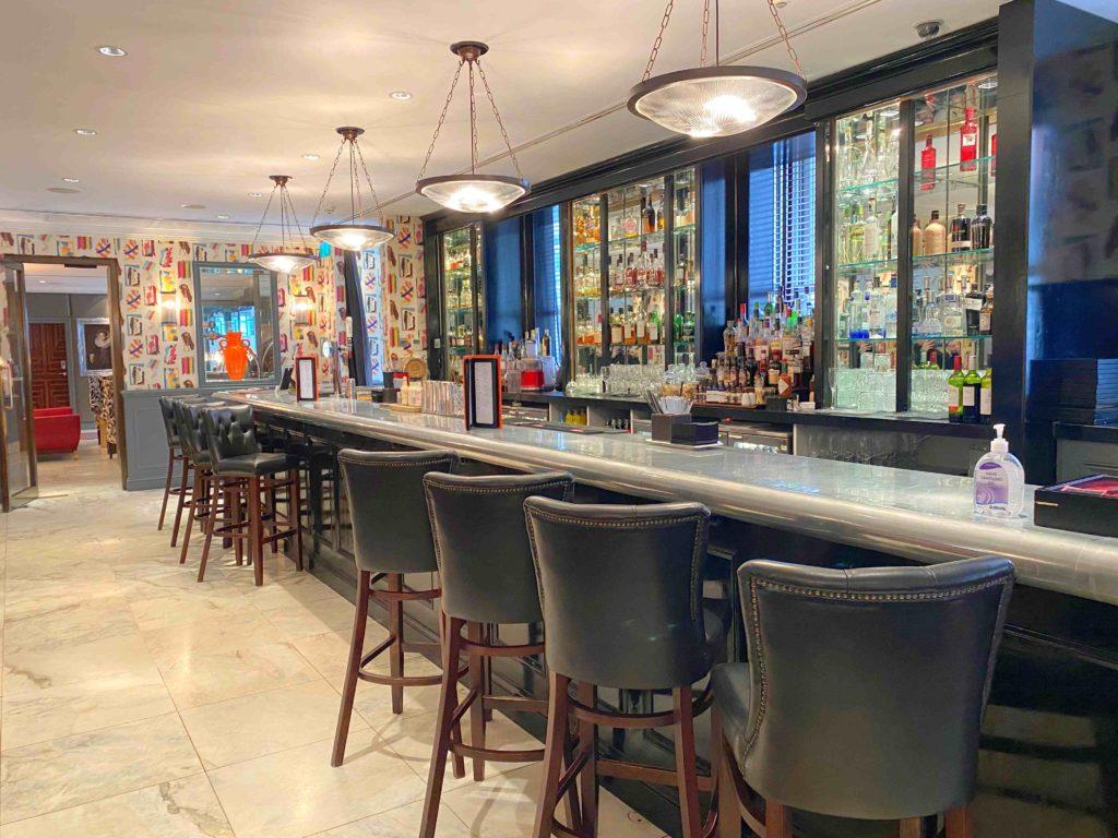 The Mandeville bar