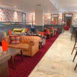 The Mandeville hotel lounge