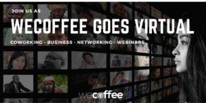 WeCoffee goes virtual