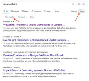 Search results for site:wecoffee.io