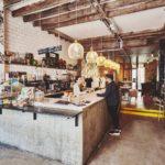 Co-dalston hotdesk cafe in Dalston