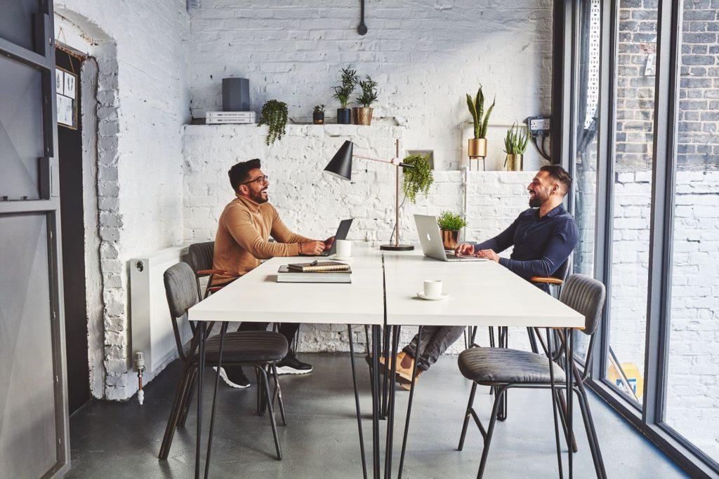 Co-dalston hot desk space in Dalston