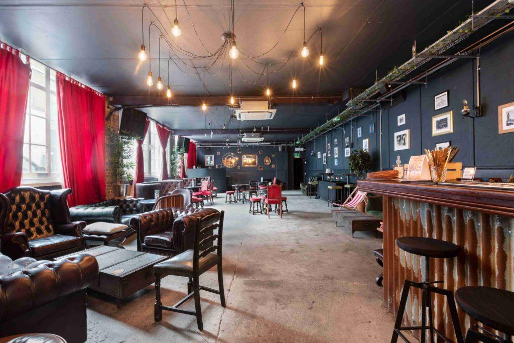 U7 Lounge free workspace in Haggerston
