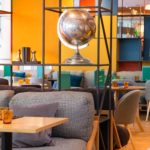 Holiday Inn whitechapel free space to work from