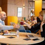 Holiday Inn Whitechapel informal meeting