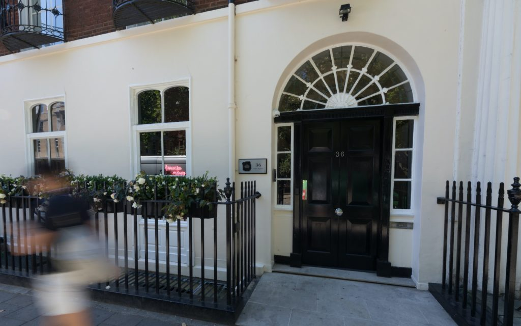 Boutique Workplace Soho Square - front