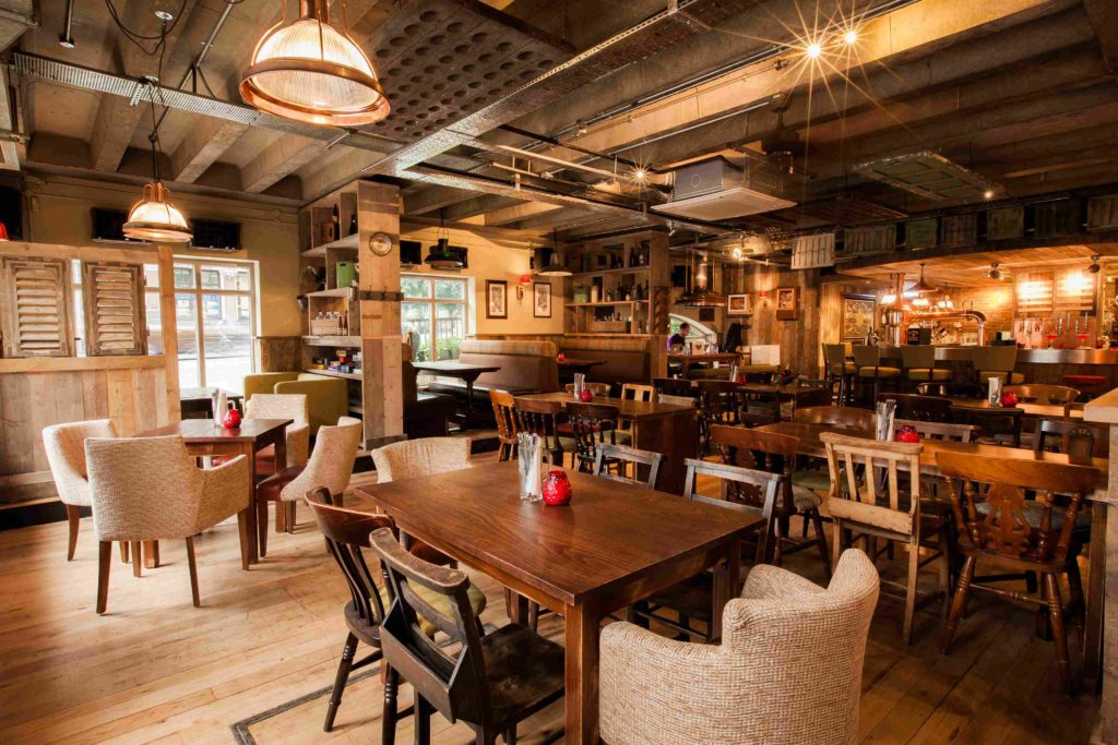 Brewhouse Islington Angel Free Work Area