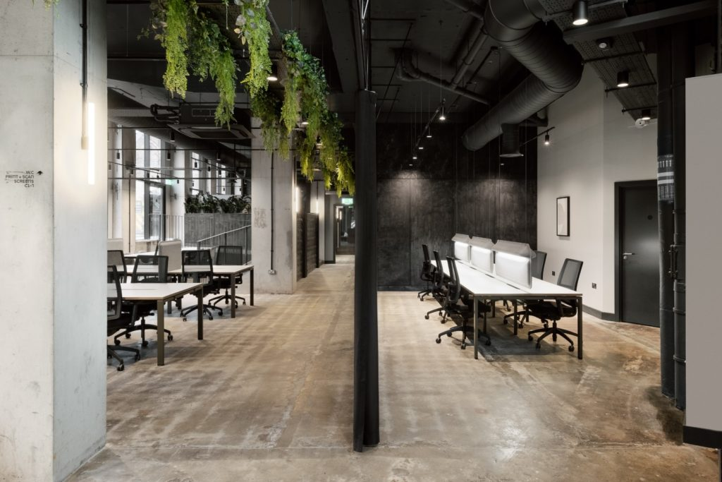 Colony Piccadilly coworking space