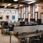 Colony Jactin House hotdesking in Manchester