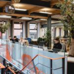 Colony Jactin House hot desking in Manchester