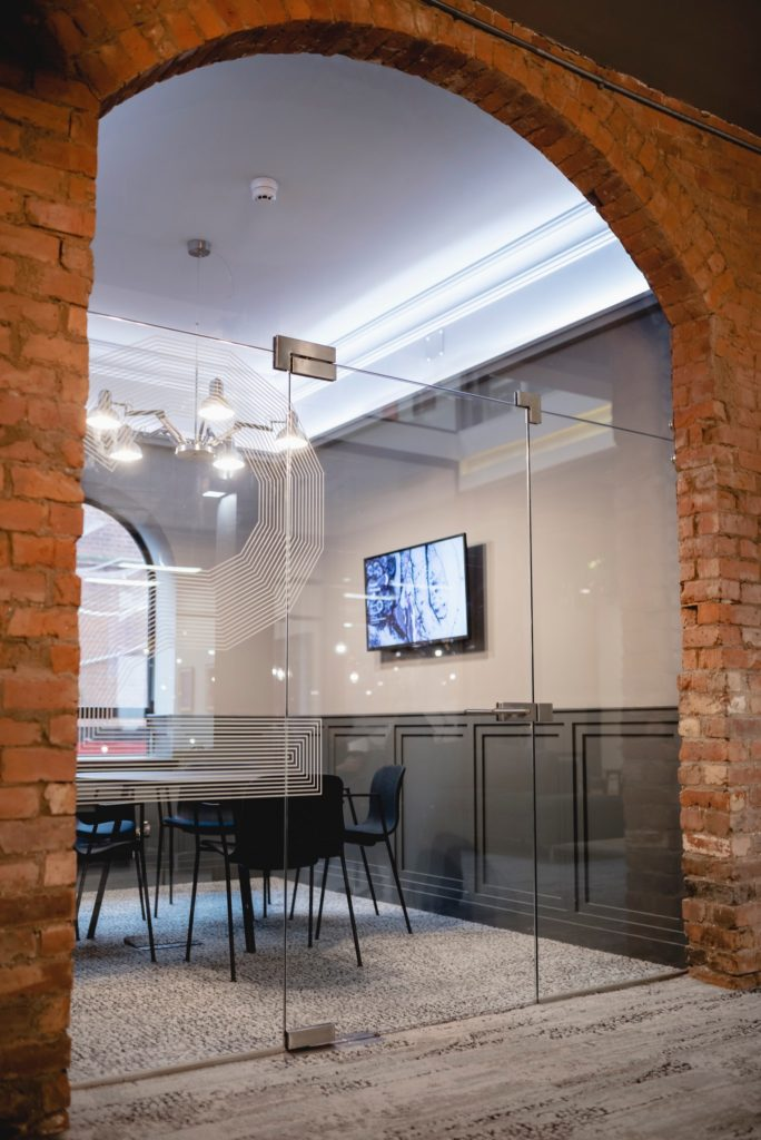 Colony Piccadilly flexible meeting room by the hour in Manchester