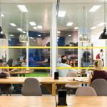 Runway East flexible co-working space near Moorgate