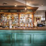The Black Horse bar