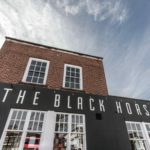 The Black Horse front