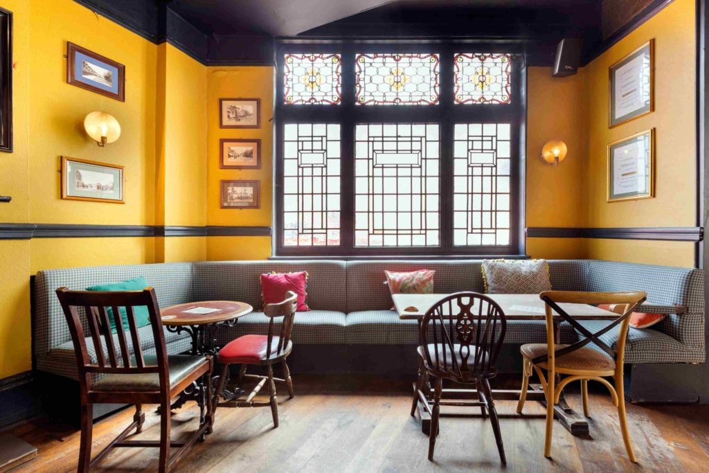 The Grafton free hot desks in Kentish Town