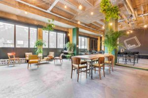 21Soho free hot desking in Soho for freelancers with a free hot drink