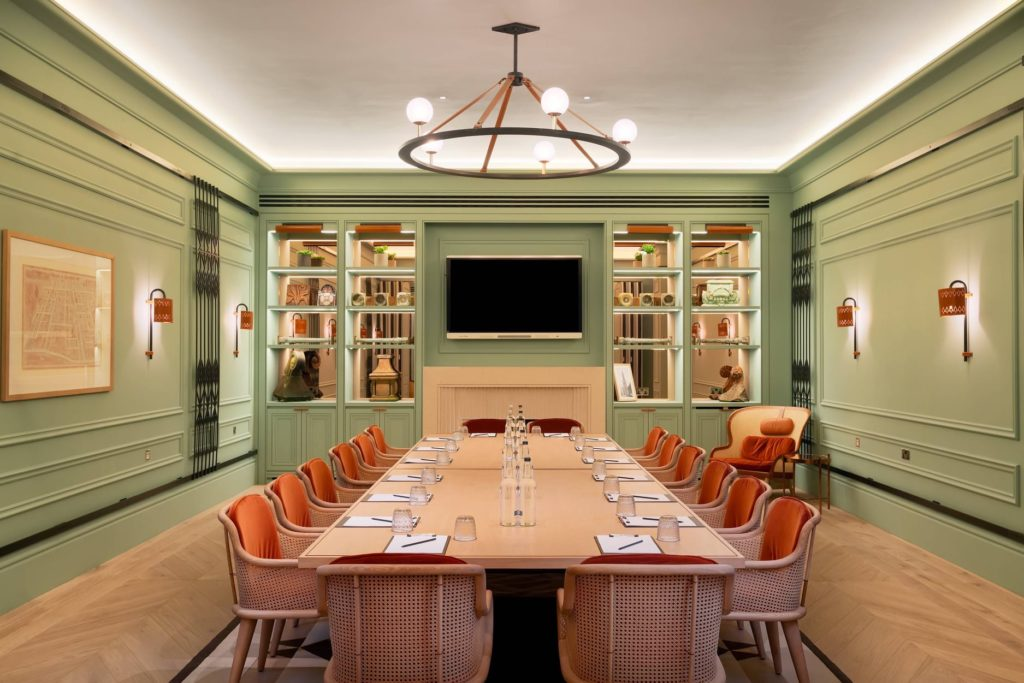 Hart Shoreditch Meeting room 2